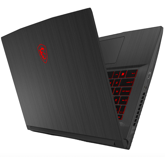 "MSI GF65 Thin 9SD-252 15. 6"" 120Hz Gaming Laptop Intel Core i7-9750H GTX1660Ti 8GB 512GB SSD Win10 + 2 Regalos"